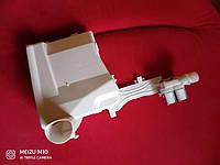 Порошкоприемник (дозатор) с лотком в сборе для стиральной машины Indesit (Индезит) Оригинал
