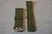 Ремешок на часы Skmei 1384 зеленый, фото 1