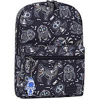 Молодежный рюкзак с красивым рисунком Рюкзак Bagland mini 8 л. сублимация 474 (00508664)