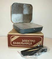 Электровафельница Ласунка (для тонких вафель)
