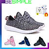Кроссовки Adidas Yeezy Boost 350 + Наушники Airpods в Подарок - Фото