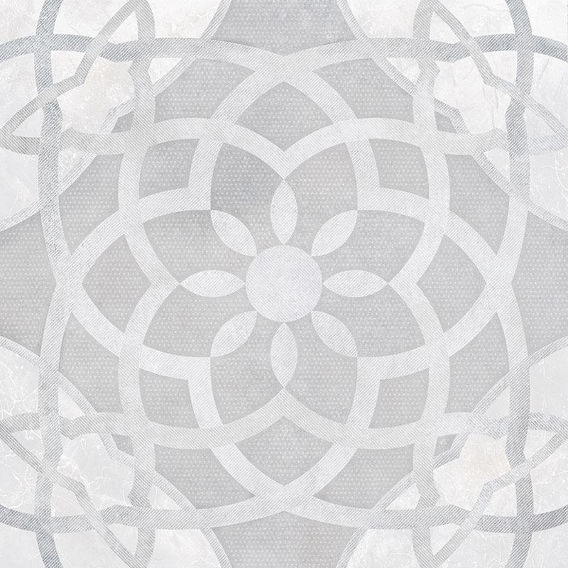 Кахель д/підлоги ВЕ-О 43х43  світло-сірий 071-3