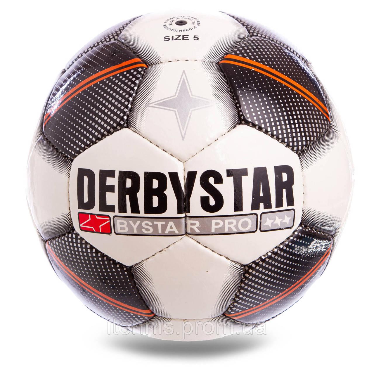 """Футбольный мяч DERBYSTAR size 5 """"Ручной шов"""""""