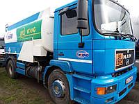 Оренда бензовозів для перевезення нафтопродуктів