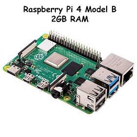 Мини компьютер, стенд, плата Raspberry Pi 4 Model B 2GB