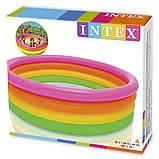 Бассейн детский круглый надувной Intex 56441 168 x 41 см Разноцветный, фото 3