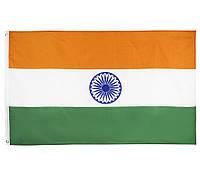 Флаг Индии 90х150см