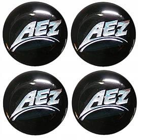 Наклейка AEZ 55mm