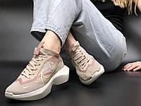 Женские кроссовки Nike Vista biege. [Размеры в наличии: 36,38], фото 1