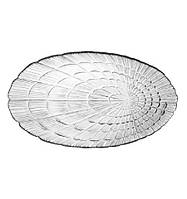 Тарелка овальная Pasabahce Атлантис, 15х24 см (уп 2 шт)