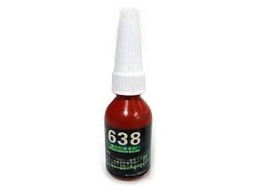 Thead Locking Sealing 638 (зелёный)