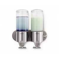 Дозатор жидкого мыла двойной Simplehuman 2 х 0.444 л
