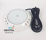 Прожектор светодиодный Aquaviva LED003–252LED (18 Вт) RGB / бетон / лайнер, фото 4