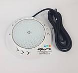 Прожектор светодиодный Aquaviva LED003–252LED (18 Вт) RGB / бетон / лайнер, фото 7