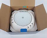 Прожектор светодиодный Aquaviva LED003–252LED (18 Вт) RGB / бетон / лайнер, фото 3