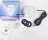 Прожектор светодиодный Aquaviva LED003–252LED (18 Вт) RGB / бетон / лайнер, фото 2