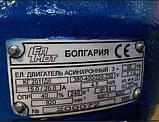 Електродвигун КГ 2714-4 для болгарських тельферів 5т, фото 4