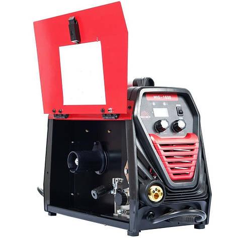 Зварювальний напівавтомат vitals master mig 1600, фото 2