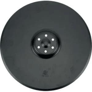 34910010, Диск сошника (нового образца) D350x3x25,5 D60-6xD8,2, Solitair, фото 2