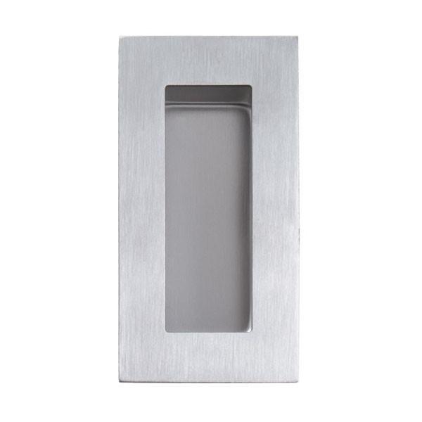 Ручка для раздвижных дверей Tupai 7506 нержавеющая сталь (Португалия)