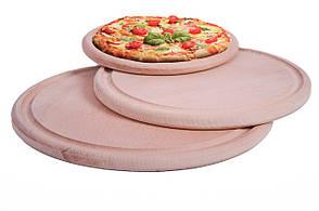 Деревянная доска для пиццы | круглая | заготовка под декупаж | для роcписи| 30 см, фото 2