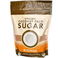 Сахар Кокосовый без глютена Blonde Coconut Palm Sugar 454г США