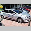 Молдинги на двері для Hyundai i40 Saloon 2011-2019