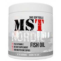 MST Nordic Fish Oil 360 caps