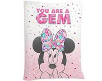 Вафельное покрывало TAC. Disney Minnie Diamond-160х230