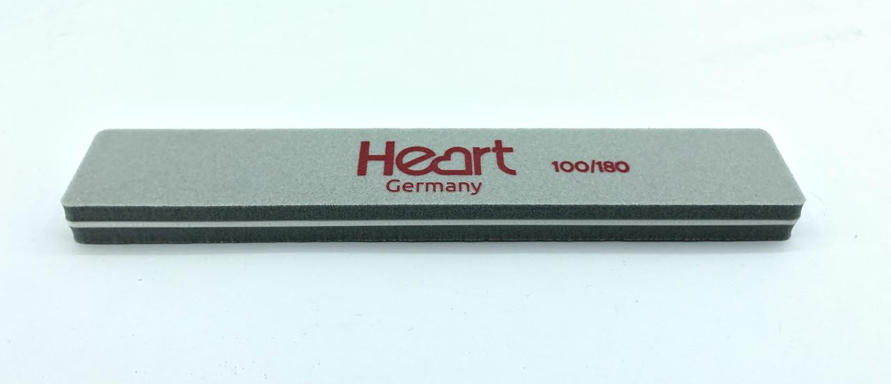 Баф для шлифовки большой прямоугольный HEART (100/180)
