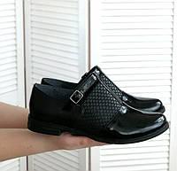 Стильні туфлі на низькому ходу, фото 1