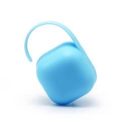 Контейнер для пустушки 045 Синій