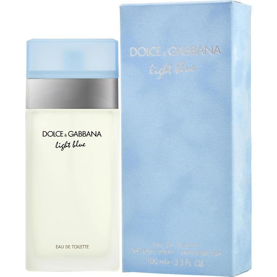 DOLCE&GABBANA LIGHT BLUE Парфюмерия для женщин реплика