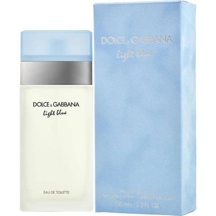 DOLCE&GABBANA LIGHT BLUE Парфюмерия для женщин реплика, фото 2