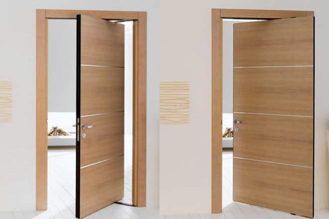 Комплект фурнітури Ergon Living T. E., LA (ширина дверей) = 91,5 см колір: чорний