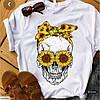 Стильная женская футболка с модным принтом  !, фото 4