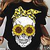 Стильная женская футболка с модным принтом  !, фото 7