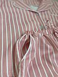 Женская льняная пижама для комфортного сна Pinky (size XL), фото 3