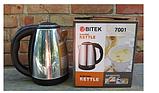 Электрический чайник BITEK BT-7001, фото 2