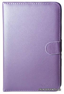 "Чехол, сумка Nomi чехол-клавиатура KC0700 (7"") Purple, фото 2"