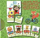Карточки Учимся и играем 04 Транспорт, фото 4