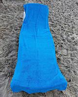 Чехол на шезлонг, синий, Турция