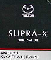 Моторне масло Mazda Original Oil Supra-X 0W-20 1л