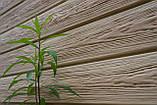Фасадные панели U-Plast Hokla лиственница (светлая), фото 4