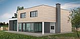 Фасадные панели U-Plast Hokla лиственница (светлая), фото 3