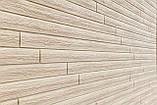 Фасадные панели U-Plast Hokla лиственница (светлая), фото 2