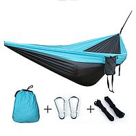 Туристический подвесной  гамак Travel hammock, фото 1