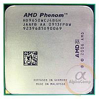 Процессор AMD Phenom X4 9650 (4×2.30GHz/4Mb/AM2+) БУ