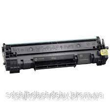 Заправка картриджа HP 44a CF244A для принтера HP LJ M15a, M15w, M28a, M28w