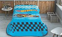 Детский плед TAC. Disney Hot Wheels Race-160х220